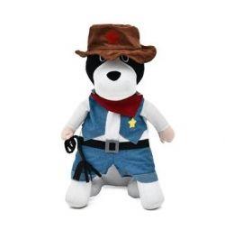 Costum Kawboy pentru animale