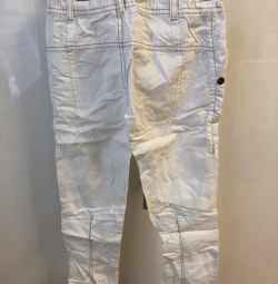 Pantaloni vara pentru fată