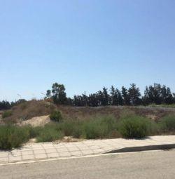 Plot in Dromolaxia - Meneou, Larnaca