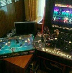 Arcade Machine Mortal Kombat 3.Ultimate.