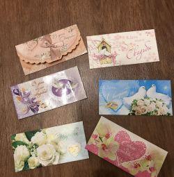 Envelopes for money