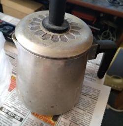 Кофеварка времени ссср