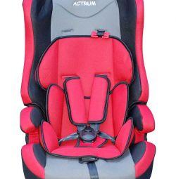 Scaun auto Actrum 9-36 kg. Lb-513 Roșu