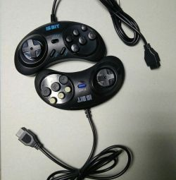 Joystick for sega and hamy 16 bit