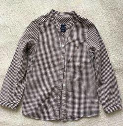 Gant πουκάμισο στο κορίτσι r. 110-116