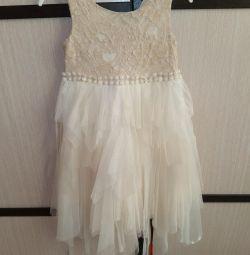 Ασημένιο φόρεμα