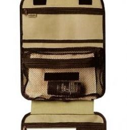 Folding Men's Cosmetic Bag