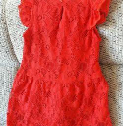Dress for the newborn girl