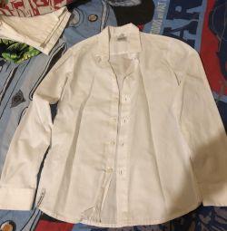 Λευκά πουκάμισα σχολείο