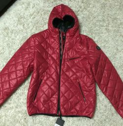 The jacket is new! R.52-54
