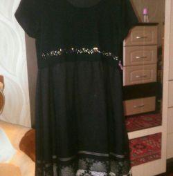 Hamile kadınlar için elbise.