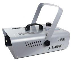 Генератор дым машина 1500вт 1,5квт туман экономный
