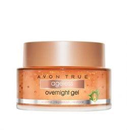Crema de noapte anti-îmbătrânire a feței