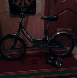 Παιδικό ποδήλατο.