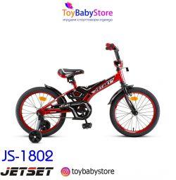 Детский велосипед JetSet 18