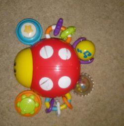 Müzikal gelişmekte olan oyuncak