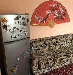 2 yatak odalı daire