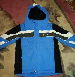 Зимняя куртка р. 116