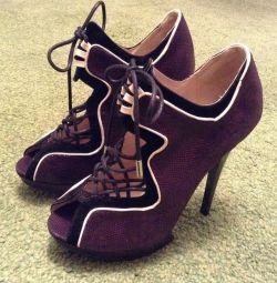Νέες μπότες αστραγάλων La mania