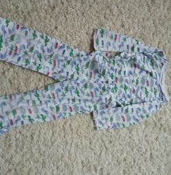 Pajamas for 3-4 years