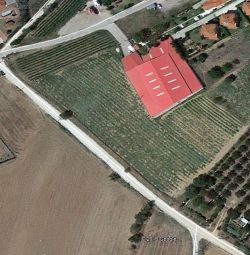 Plot of land total surface of 1.079 sq.m located i