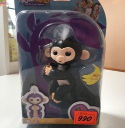 Monkey Fingerlings Interactive