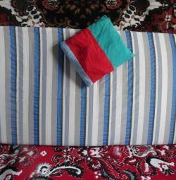 Στρώμα + μαξιλάρι για νεογέννητα