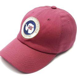 Șapcă de baseball Napapijri (Burgundia)