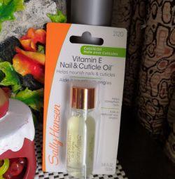 Nail Oil & Cuticle