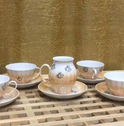 Çay seti Dulevo