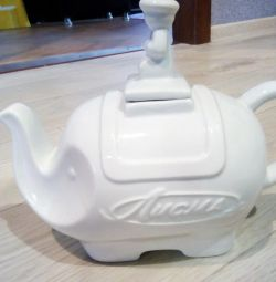 Collection Teapot