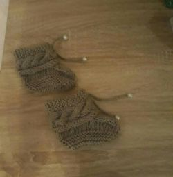 Booties new for babies