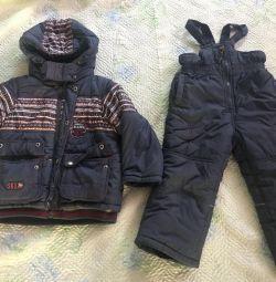 Κοστούμι χειμώνα DONILO