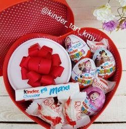 Sweet kinder gift