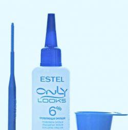 Estelle boyası için emülsiyon geliştirilmesi (yeni)