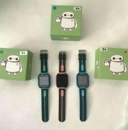 Ceas pentru copii Smart Baby Watch S4