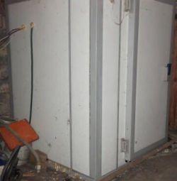 Refrigeration (freezing) chamber