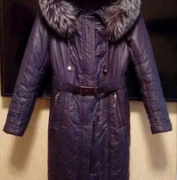 Kadın aşağı ceket r.48