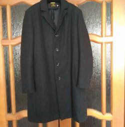 Men's demi-season coat