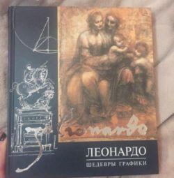 Book of Leonardo masterpieces of graphics