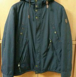 Jacket for men new. 58 size
