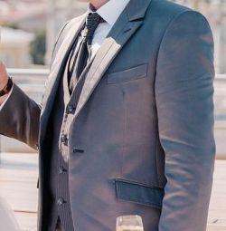 Κοστούμι για άνδρες (Ιταλία) Πρωτότυπο