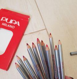 карандаши Pupa