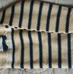 A warm sweater