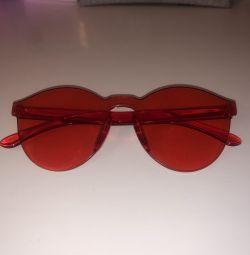 Γυαλιά κόκκινο Ray Ban