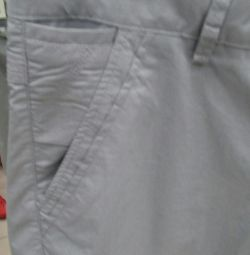 Pantalon nou de vară pentru bărbați NKS (Turcia)