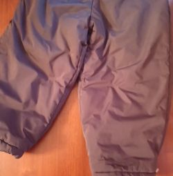 Pants.