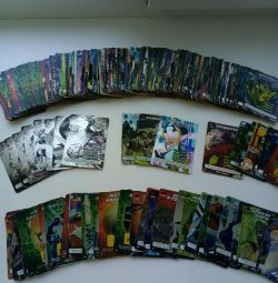 Κάρτες χελώνας Ninja (209)