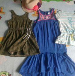 Φορέματα, sarafans, Tshirts OshKosh