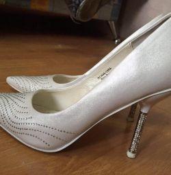 Весільні туфлі, 37,5 розмір